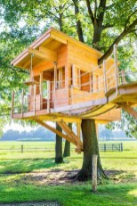 Captivating Treehouse Ideas For Children Playground 39