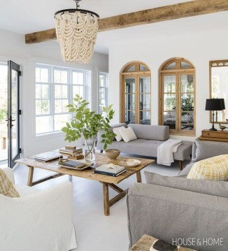 Cool Living Room Design Ideas For You 27