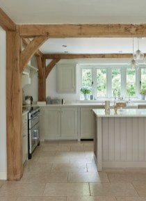 Enchanting Farmhouse Kitchen Decor Ideas To Try Nowaday 04