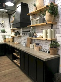 Enchanting Farmhouse Kitchen Decor Ideas To Try Nowaday 30