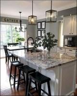 Enchanting Farmhouse Kitchen Decor Ideas To Try Nowaday 34