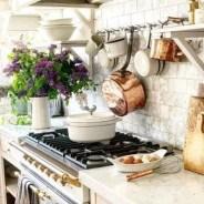 Enchanting Farmhouse Kitchen Decor Ideas To Try Nowaday 50