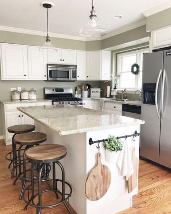 Enchanting Farmhouse Kitchen Decor Ideas To Try Nowaday 53