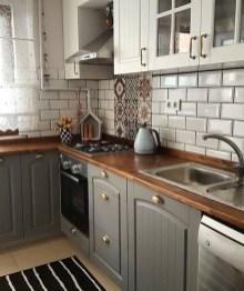 Enchanting Farmhouse Kitchen Decor Ideas To Try Nowaday 55