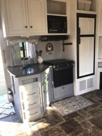Extraordinary Interior Rv Living Ideas To Try Now 44