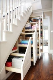 Fantastic Storage Under Stairs Ideas 02
