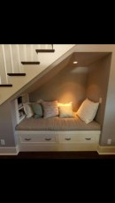 Fantastic Storage Under Stairs Ideas 12