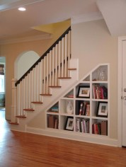 Fantastic Storage Under Stairs Ideas 16
