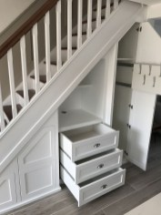 Fantastic Storage Under Stairs Ideas 19