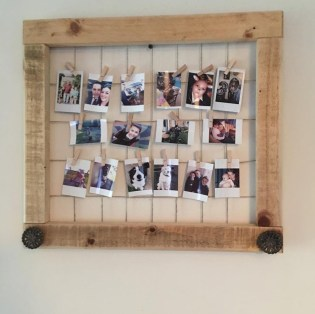 Fascinating Wood Photo Frame Ideas For Antique Home 17