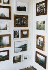 Fascinating Wood Photo Frame Ideas For Antique Home 36