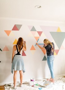 Latest Wall Painting Ideas For Home To Try 45