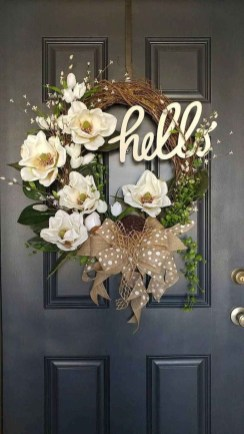 Lovely Doors Decoration Ideas You Need To Try 18