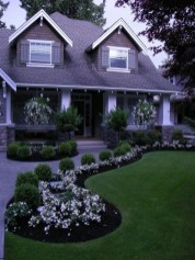 Newest Front Yard Landscaping Design Ideas To Try Now 37