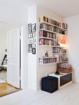 Perfect Storage Ideas For Your Apartment Decoration 38