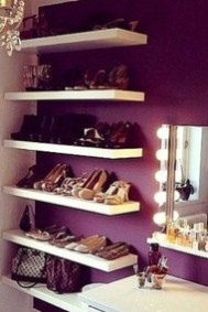 Perfect Storage Ideas For Your Apartment Decoration 39