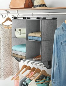Perfect Storage Ideas For Your Apartment Decoration 40