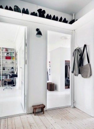 Perfect Storage Ideas For Your Apartment Decoration 51