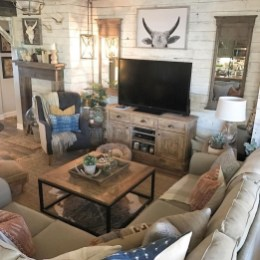 Popular Western Home Decor Ideas That Will Inspire You 01
