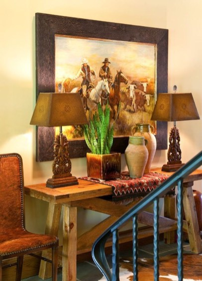 Popular Western Home Decor Ideas That Will Inspire You 06