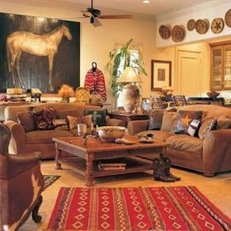 Popular Western Home Decor Ideas That Will Inspire You 07