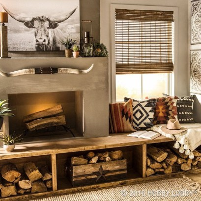 Popular Western Home Decor Ideas That Will Inspire You 32