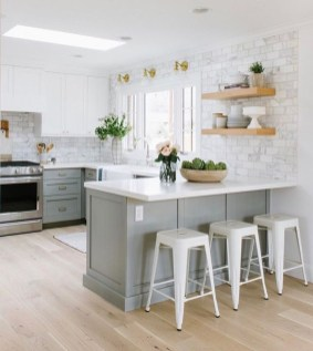 Pretty Kitchen Design Ideas That You Can Try In Your Home 05
