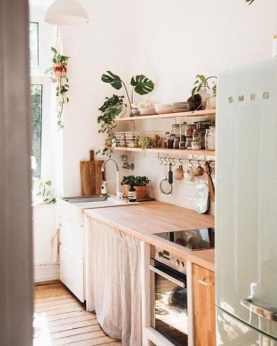 Pretty Kitchen Design Ideas That You Can Try In Your Home 51