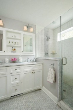 Relaxing Master Bathroom Shower Remodel Ideas 09