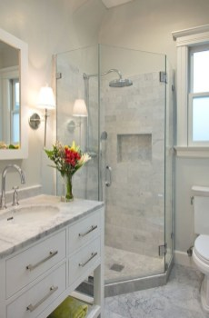 Relaxing Master Bathroom Shower Remodel Ideas 41