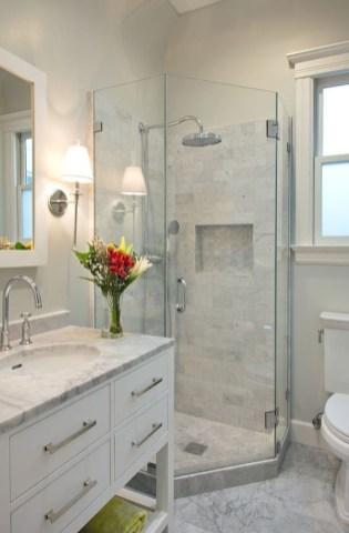 Relaxing Master Bathroom Shower Remodel Ideas 41