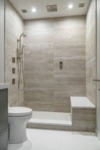 Relaxing Master Bathroom Shower Remodel Ideas 50