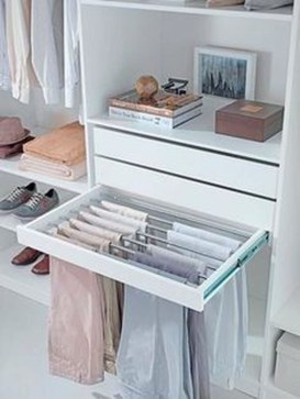Simple Custom Closet Design Ideas For Your Home 17
