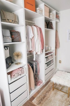 Simple Custom Closet Design Ideas For Your Home 18