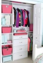 Simple Custom Closet Design Ideas For Your Home 28