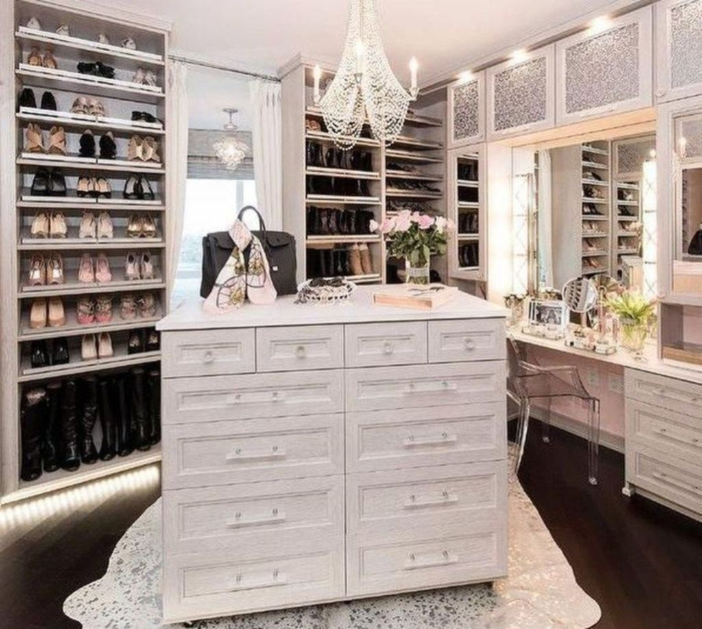 30+ Simple Custom Closet Design Ideas For Your Home - TRENDECORS