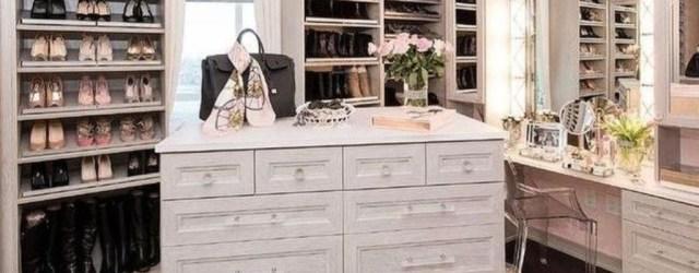 Simple Custom Closet Design Ideas For Your Home 36