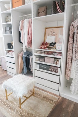 Simple Custom Closet Design Ideas For Your Home 44