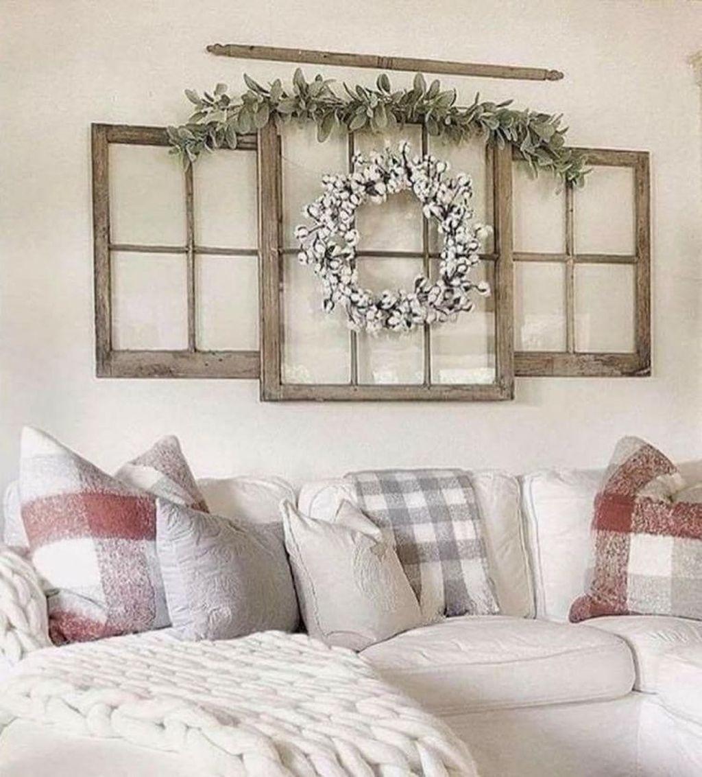 Superb Farmhouse Wall Decor Ideas For You 16