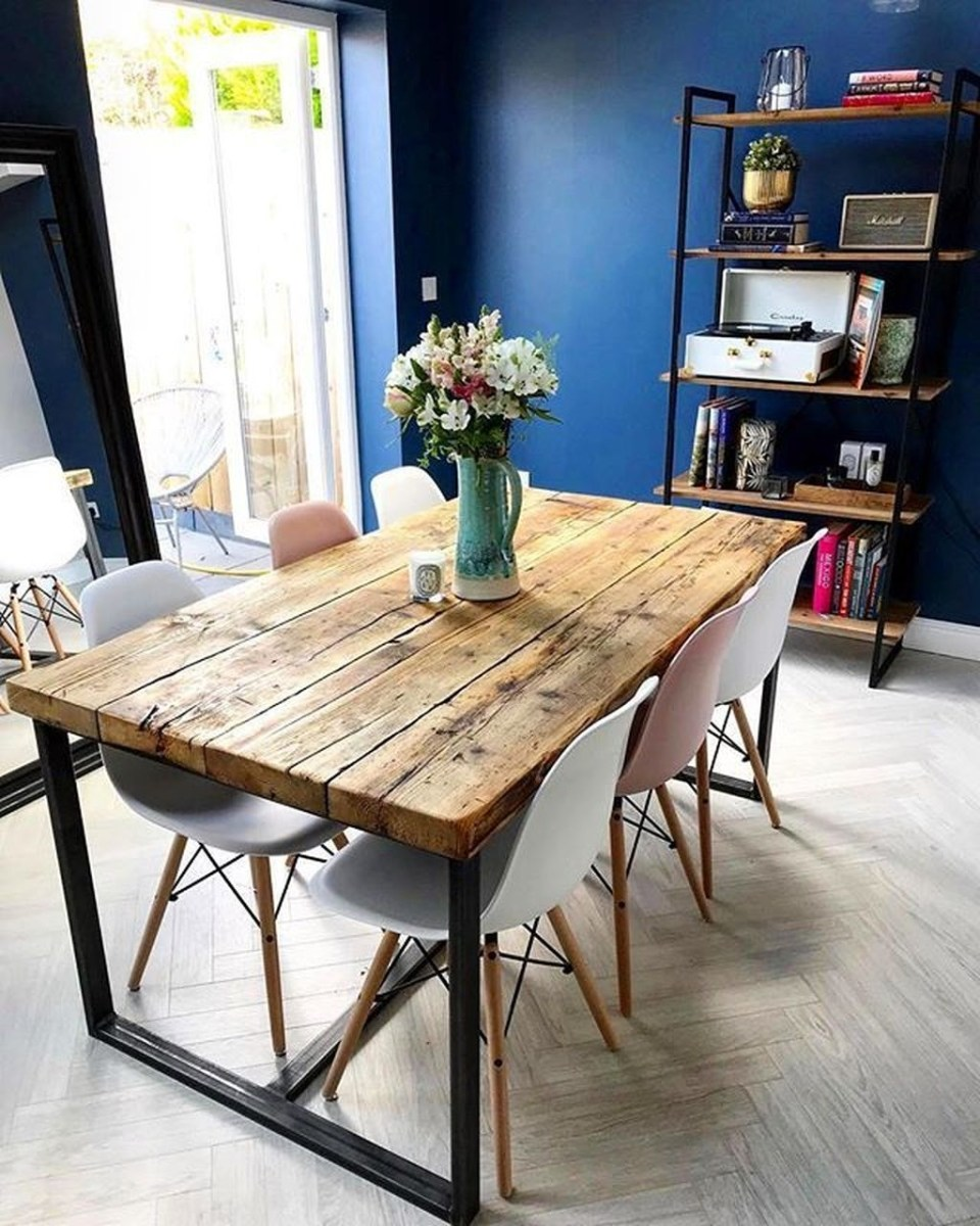 Trendy Dining Table Design Ideas That Looks Amazing 01