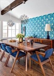 Trendy Dining Table Design Ideas That Looks Amazing 23