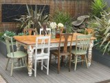 Trendy Dining Table Design Ideas That Looks Amazing 30