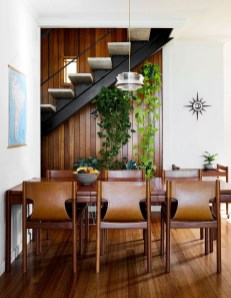Trendy Dining Table Design Ideas That Looks Amazing 44