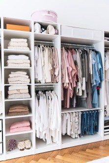 Unordinary Crafty Closet Organization Ideas To Apply Asap 04