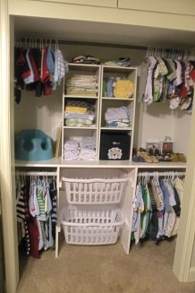 Unordinary Crafty Closet Organization Ideas To Apply Asap 51