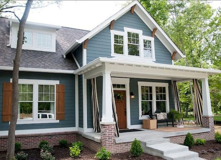 Unordinary Exterior House Trends Ideas For You 37