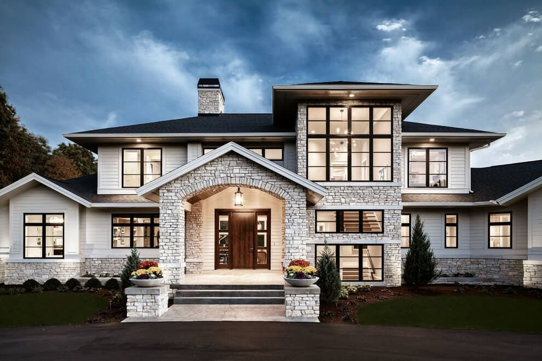 Unordinary Exterior House Trends Ideas For You 49