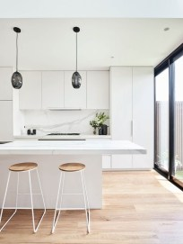 Unusual White Kitchen Design Ideas To Try 01