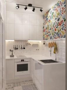Unusual White Kitchen Design Ideas To Try 07