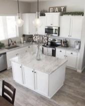 Unusual White Kitchen Design Ideas To Try 51